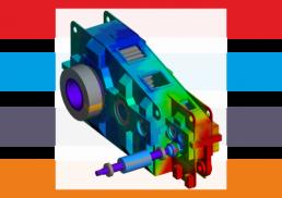 MKS, CAE, Industriegetriebe