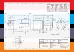 CAD, Computer Aided Design, Zeichnungsableitung, Drawing